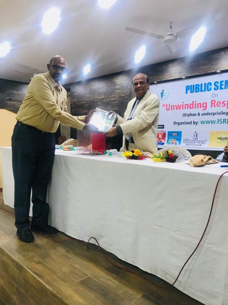 Felicitation of Honorary Membership to Dr. Anup Kumar Dash